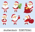 Santa Claus Christmas Set....