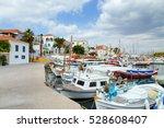 spetses island  greece  ... | Shutterstock . vector #528608407