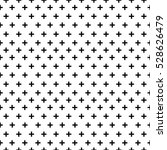 simple black and white vector... | Shutterstock .eps vector #528626479