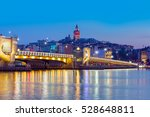 istanbul  galata tower and... | Shutterstock . vector #528648811