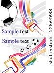 the vector abstract color...   Shutterstock .eps vector #52864988
