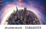 San Francisco Aerial View From...
