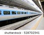 tokyo   may 17  shinkansen... | Shutterstock . vector #528702541