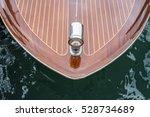luxury wooden boat
