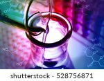experiments in the laboratory | Shutterstock . vector #528756871