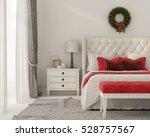 3d illustration. christmas... | Shutterstock . vector #528757567