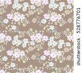 simple cute pattern in small...   Shutterstock .eps vector #528776701