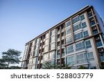 image of condo on afternoon... | Shutterstock . vector #528803779
