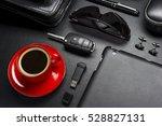 man accessories in business...   Shutterstock . vector #528827131