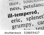 Small photo of Ill-tempered