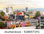 mexico city  mex   oct 27  2016 ... | Shutterstock . vector #528857191