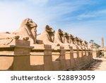 luxor  egypt   november 29 ... | Shutterstock . vector #528893059
