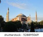 istanbul  turkey   june 20 ... | Shutterstock . vector #528895069