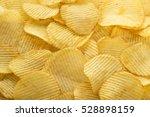 Potato Chips  Food Background