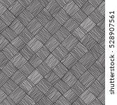 basketry  pattern. vector... | Shutterstock .eps vector #528907561