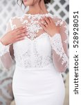 beautiful lace of a wedding...   Shutterstock . vector #528928051