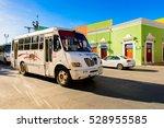 palenque  mexico   nov 4  2016  ... | Shutterstock . vector #528955585