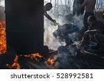 belgrade  serbia  november 29th ... | Shutterstock . vector #528992581