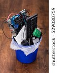 Small photo of E-Waste