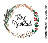 Feliz Navidad Hand Lettering...