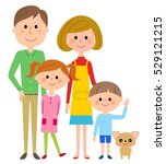 family | Shutterstock .eps vector #529121215