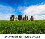 wiltshire  uk   circa september ... | Shutterstock . vector #529139185