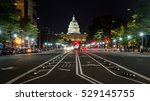 washington dc  usa   october 24 ... | Shutterstock . vector #529145755