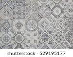 ceramic tiles patterns | Shutterstock . vector #529195177