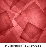 abstract red background with... | Shutterstock . vector #529197151
