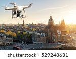 drone with high resolution... | Shutterstock . vector #529248631