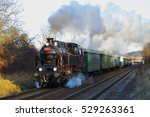 Historic Steam Locomotive.