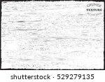 set of grunge textures.vector... | Shutterstock .eps vector #529279135