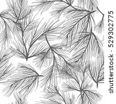 Seamless Pattern   Sprigs Of...