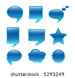illustration of communication... | Shutterstock .eps vector #5293249
