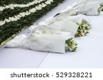 a bouquet of flowers with a... | Shutterstock . vector #529328221