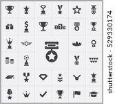 award icons universal set for...   Shutterstock . vector #529330174