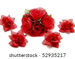 red roses | Shutterstock . vector #52935217