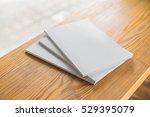 blank catalog  magazines book... | Shutterstock . vector #529395079