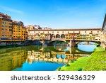 Famous Landmark Ponte Vecchio...