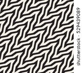 zigzag stripes optical illusion.... | Shutterstock .eps vector #529439089