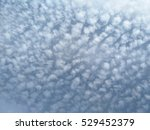 white clouds in blue sky | Shutterstock . vector #529452379