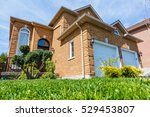luxury houses in north america | Shutterstock . vector #529453807