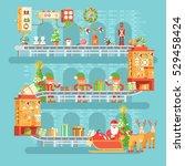 stock vector illustration of... | Shutterstock .eps vector #529458424