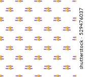 seat belt pattern. cartoon... | Shutterstock .eps vector #529476037