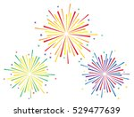 vector illustration of colorful ... | Shutterstock .eps vector #529477639