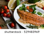 Fillet Of Salmon Smoked Trout