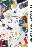creative background | Shutterstock . vector #529503481