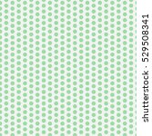 polka dot pattern vector. | Shutterstock .eps vector #529508341