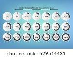 5 10 15 20 25 30 35 40 45 50 55 ... | Shutterstock .eps vector #529514431