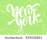 """new york"" lettering.... 